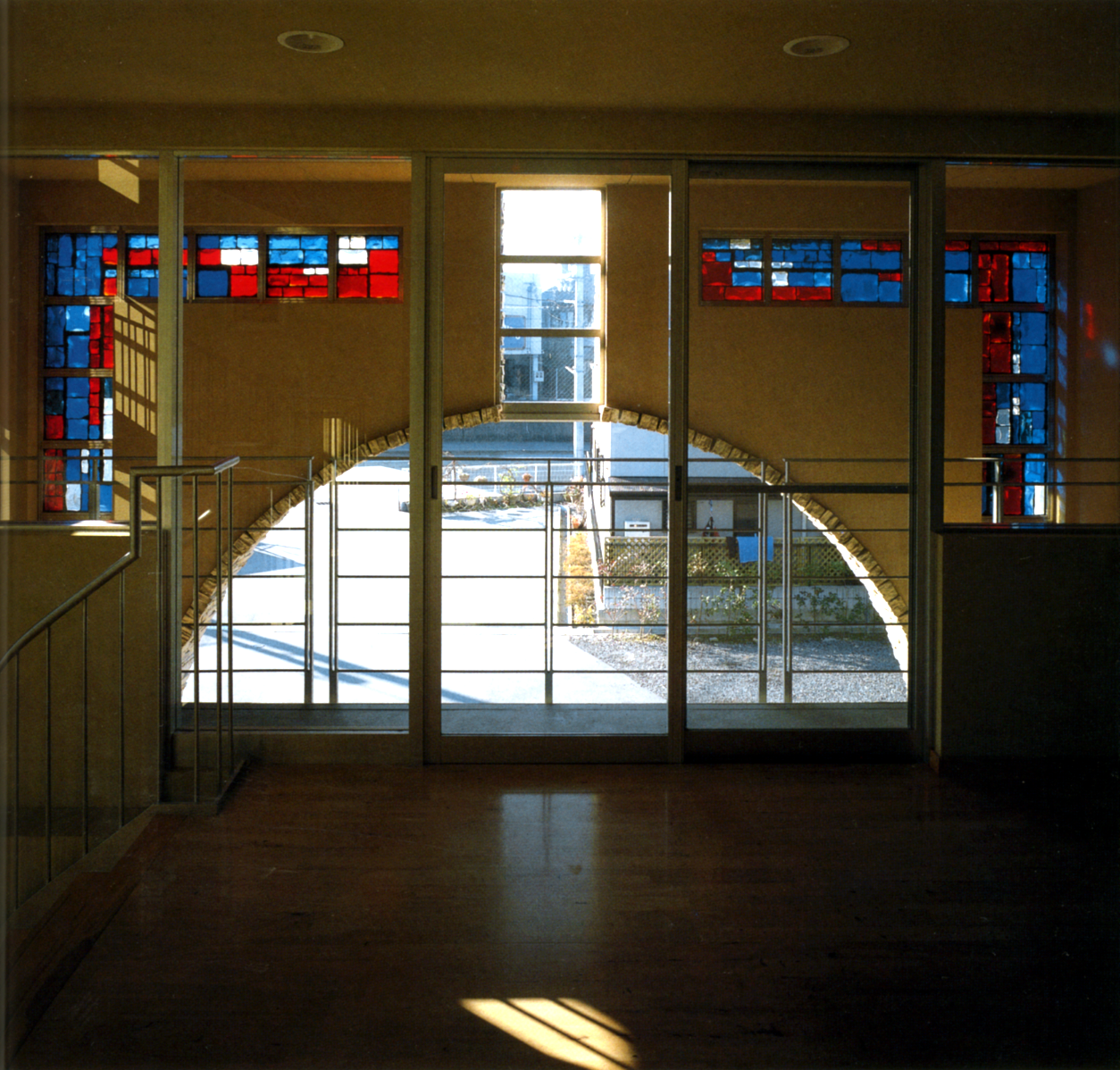 聖イエス会 宇治コミュニティ教会