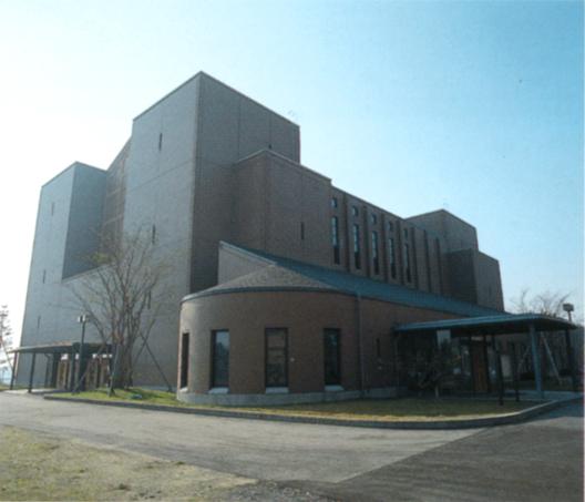 同志社女子大学 新島記念講堂