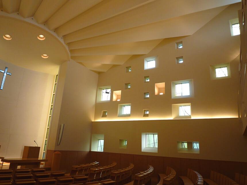 日本ナザレン教団学園教会3