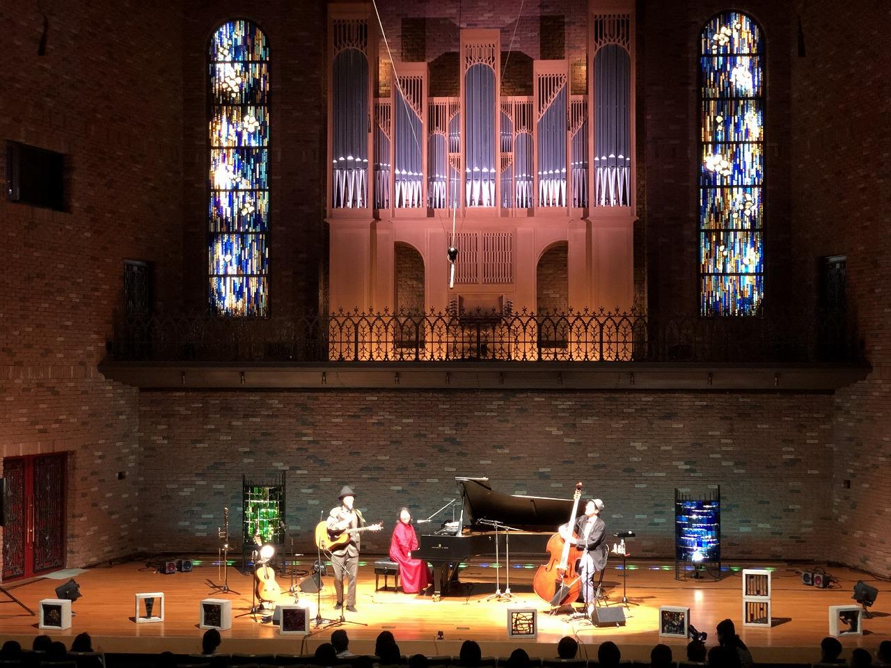 2020.12.26(土)宝塚ベガホールでベベチオclassicコンサートが開催されました。